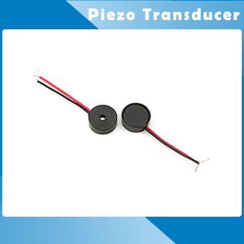 HP1440W Wire Lead Piezo Transducer Buzzer